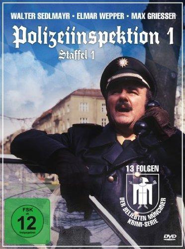 DVD - Polizeiinspektion 1 - Staffel 1