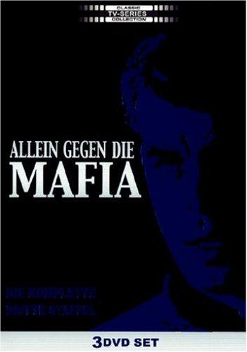DVD - Allein gegen die Mafia - Staffel 3