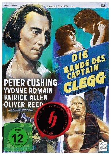DVD - Die Bande des Captain Clegg (Hammer Collection)