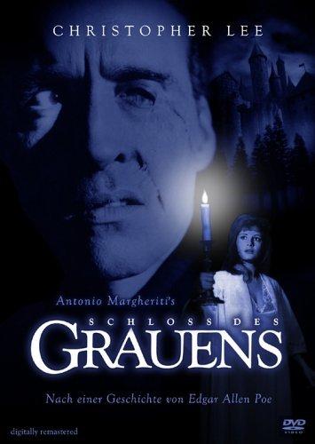 DVD - Das Schloss des Grauens (Remastered)