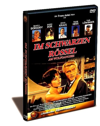DVD - Im schwarzen Rössel am Wolfgangsee