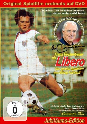 DVD - Libero - Der große Spielfilm um König Fußball (Jubiläums-Edition)