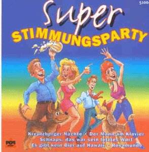 Sampler - Super Stimmungsparty