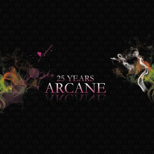 DJ Arcane - 25 Years Arcane