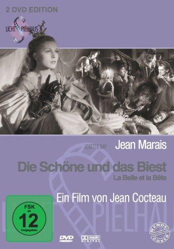 DVD - Die Schöne und das Biest (2 DVD Edition) (1946)