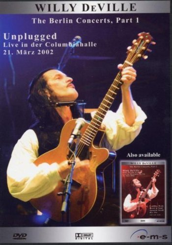DeVille , Willy - Unplugged - Live in der Columbiahalle