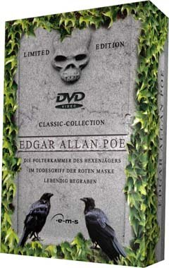 DVD - Edgar Allan Poe Classic-Collection (Limited Edition)