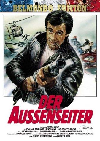 DVD - Der Aussenseiter (Belmondo Edition)
