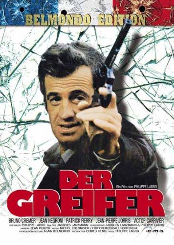 DVD - Der Greifer (Belmondo Edition)