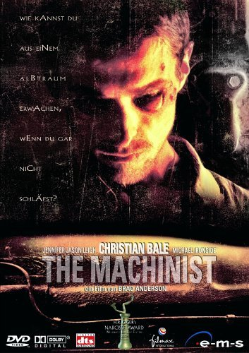 DVD - The Machinist