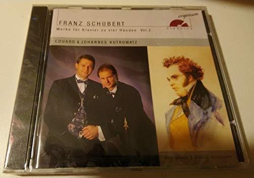 Schubert , Franz - Werke für Klavier zu vier Händen 2 (Kutrowatz, Kutrowatz)