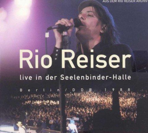 Reiser , Rio - Live in der Seelenbinder-Halle (Berlin / DDR 1988)