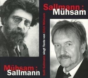 Sallmann , Salli - Singt Erich Mühsam