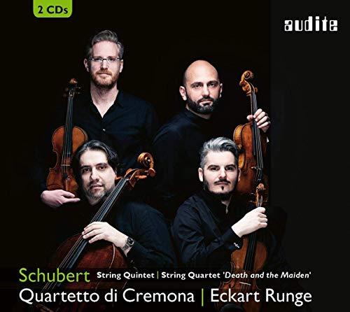 Runge , Eckart & Quartetto Di Cremona - Schubert: String Quintet / String Quartet 'Death And The Maiden'