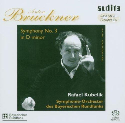 Bruckner , Anton - Symphony No. 3 In D Minor (Kubelik, SOBR) (SACD)