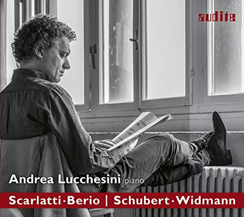 Lucchesini , Andrea - Scarlatti - Berio / Schubert - Widmann