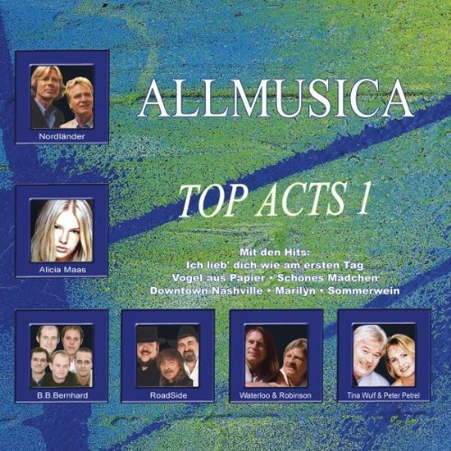 Sampler - Allmusica - Top Acts 1