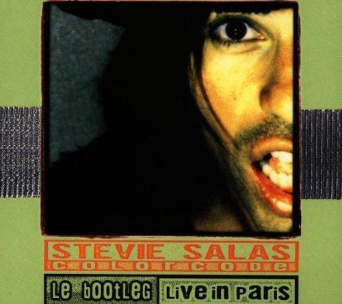 Salas , Steve - Live in paris