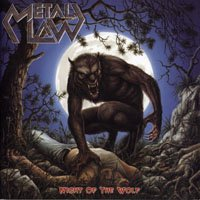 Metal Law - Night Of The Wolf