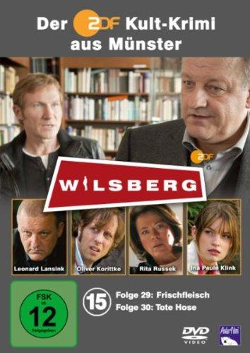 DVD - Wilsberg 15 - Folge 29: Frischfleisch & Folge 30: Tote Hose
