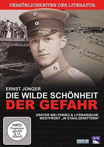 DVD - Ernst Jünger - Die wilde Schönheit der Gefahr