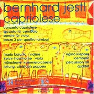 Jestl , Bernhard - Capriolese