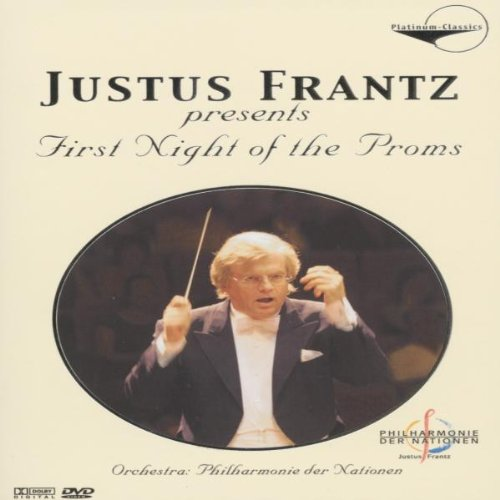 DVD - Justus Frantz Presents: First Night Of The Proms