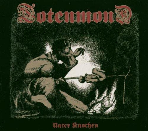 Totenmond - Unter Knochen (Limited Edition)