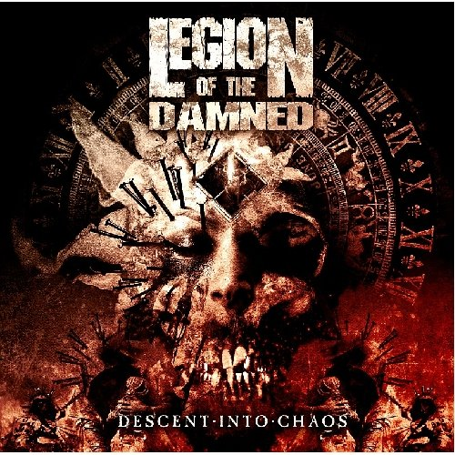 Legion of the Damned - Descent Into Chaos (Limited Edition)