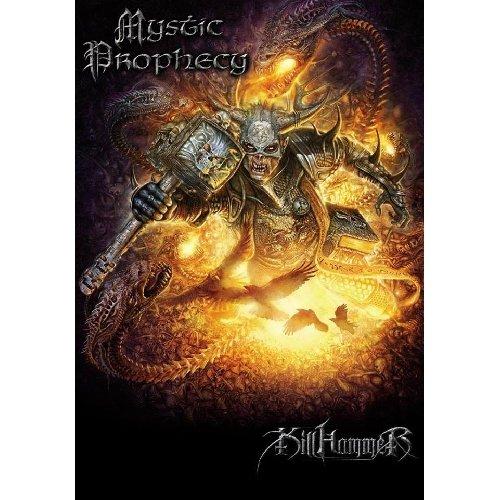 Mystic Prophecy - Killhammer (Ltd.Din A5 Digipak+Dvd)