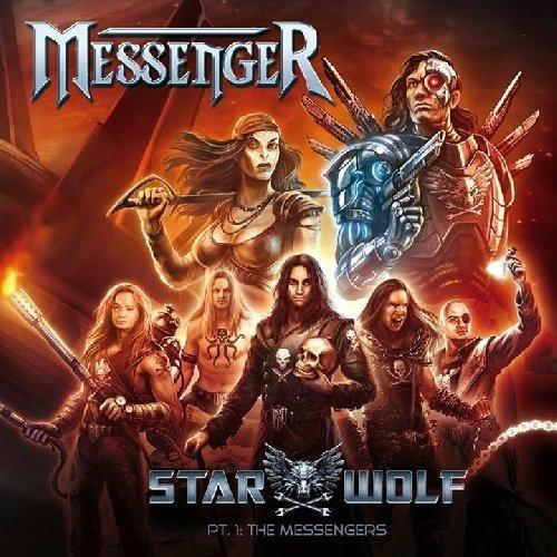 Messenger - Starwolf (Ltd.Digipak)