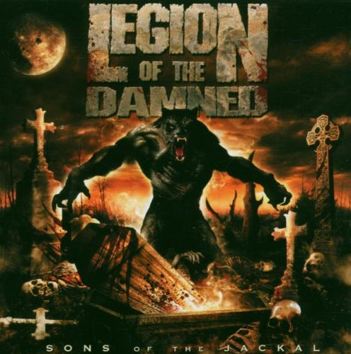 Legion of the Damned - Sons Of The Jackal (Limited Edition)