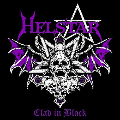 Helstar - Clad in Black (Digipak)