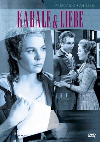 DVD - Kabale und Liebe (Schiller)