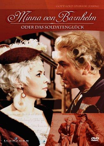 DVD - Minna von Barnhelm oder Das Soldatenglück (Lessing)