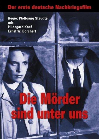 DVD - Die Mörder sind unter uns