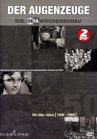 DVD - Der Augenzeuge: Die DEFA Wochenschau - Die 50er Jahre (1950-1959)