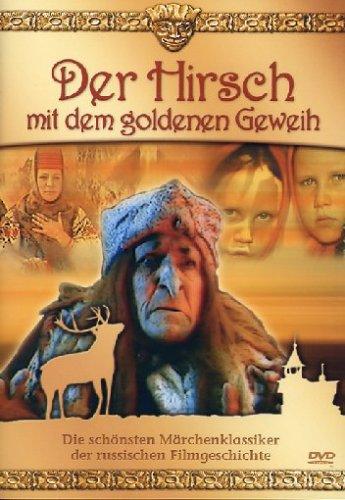 DVD - Der Hirsch mit dem goldenen Geweih