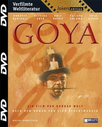 DVD - Goya (Remastered) (Joker's Edition)