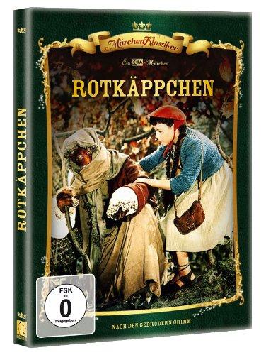 DVD - Rotkäppchen (Remastered) (MärchenKlassiker)