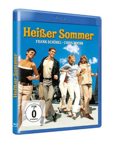 Blu-ray - Heißer Sommer