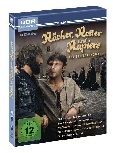 DVD - Rächer, Retter und Rapiere - Der Bauerngeneral (DDR TV-Archiv)