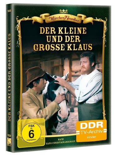 DVD - Der kleine und der grosse Klaus - DDR TV-Archiv