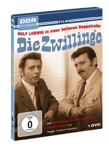 DVD - Die Zwillinge (DDR TV-Archiv)