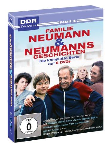DVD - Familie Neumann & Neumanns Geschichten - Die komplette Serie (6 DVD SET)