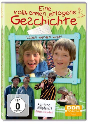 DVD - Eine vollkommen erlogene Geschichte (DDR TV-Archiv)