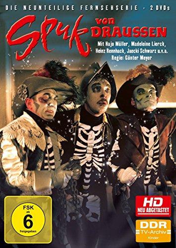 DVD - Spuk von draussen (DDR TV-Archiv Kinder)