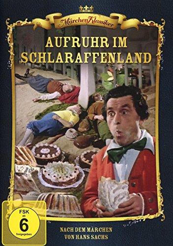 DVD - Aufruhr im Schlaraffenland (MärchenKlassiker)