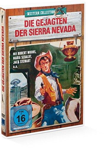DVD - Die Gejagten der Sierra Nevada (Western Collection)