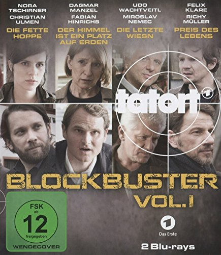 Blu-ray - Tatort - Blockbuster Vol. 1